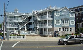 Cape May Lodging